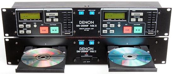 Denon DN 2000 F MK2