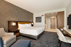 1 K Bed Accessible Executive Floor - 146