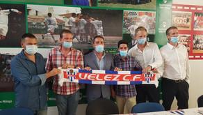 El Vélez presenta su nuevo proyecto 'profesional' con un claro protagonismo sueco