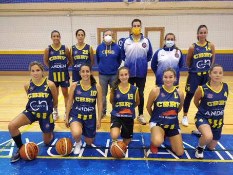 Las féminas del CBRV   pierden ante el Málaga Basket (43-55)