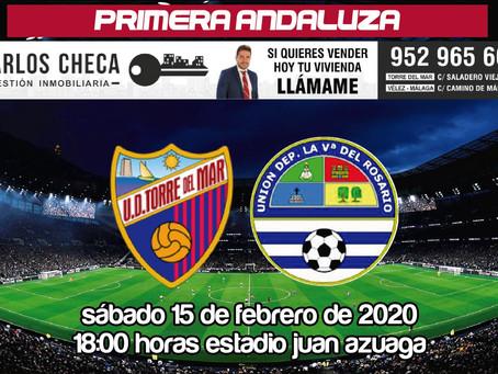 El liderato pasa por ganar al Rosario en el Juan Azuaga (Sáb.18:00h.)