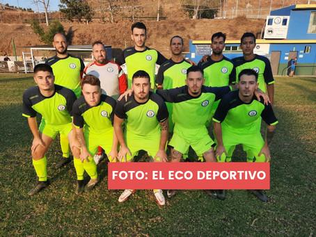 El Almayate de Jaime Villanúa debuta con victoria ante el Zona Norte (4-0)