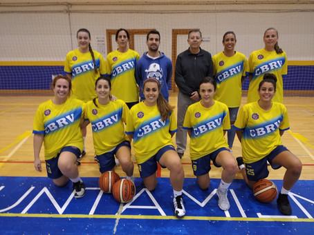 El senior femenino del Rincón de la Victoria no pudo ante el EBG de Málaga