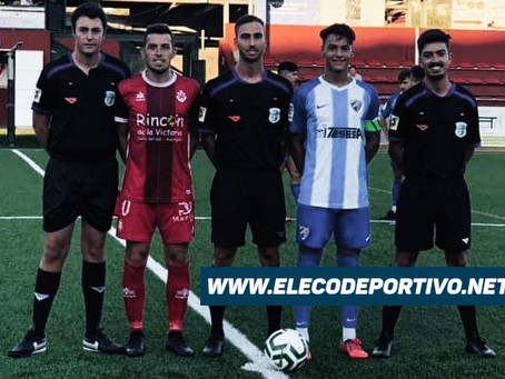 El Rincón cae ante el juvenil del Málaga (1-3)