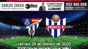 El Vélez se mide este viernes a un Melilla en descenso (Vie.20:00h.)