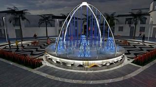 Comienzan las obras de reurbanización de la Plaza de la Axarquía de Torre del Mar