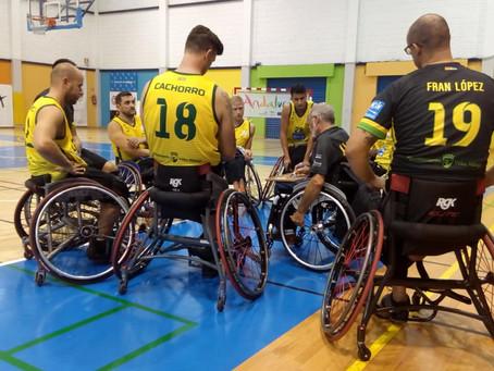 Rincón Dental AMIVEL  debuta con derrota ante AMFIV (47-57)