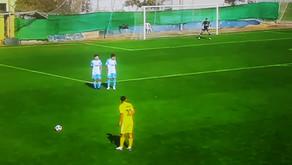 El Atlético Malagueño, muy superior al Vélez (4-0)