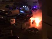 Última hora: Arden varios vehículos en la zona de Rubeltor, en Vélez-Málaga