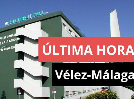Vélez-Málaga presenta este lunes un total de 79 casos activos de coronavirus