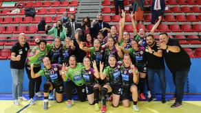 El equipo de Manolo Rincón logra la triple corona tras el triunfo europeo en Zagreb