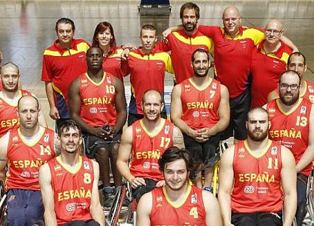 BSR | La España de Jesús Romero debuta hoy en el europeo ante Suiza (20:45)