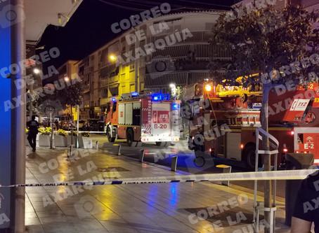 Urgente: Desalojan un edificio de Torre del Mar por un aviso de escape de gas