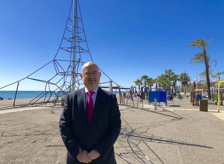Torre del Mar contará con un nuevo espacio tematizado en su litoral: La Playa Junior
