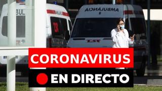 Urgente: Los contagios, descontrolados en Andalucía con 5.202 nuevos casos