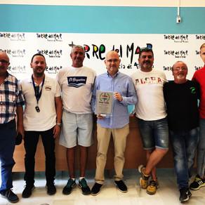 El Chiringuito Boquerón, ganador de la I Ruta Gastronómica 'Playas 5 Espetos'