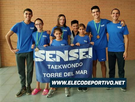 La torreña Lucía Triano, oro en el Andaluz de taekwondo olímpico