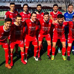 El Rincón cierra con empate su visita almunicipal de Atarfe (1-1)