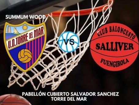 El baloncesto vuelve este domingo a Torre del Mar