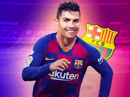 La marcha de Messi podría abrir la puerta del Barcelona a Cristiano Ronaldo