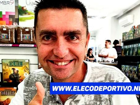 Carlos Herrera, nuevo técnico del Club Deportivo Torrox