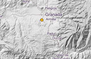 Última hora: Nuevo terremoto en Granada en la noche de este lunes