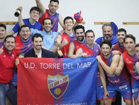 Victoria y playoff para el Torre del Mar de básket tras ganar al Alhaurino (80-65)