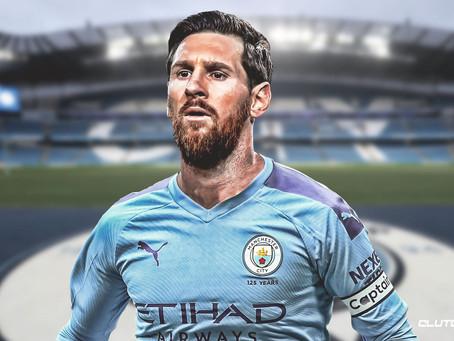El Manchester City estudia la viabilidad del fichaje del argentino Leo Messi
