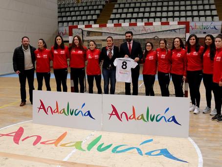 Balonmano | El Rincón Fertilidad Málaga lucirá la marca Andalucía