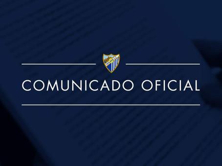 """El Málaga anuncia un """"despido colectivo"""" en su plantel de jugadores"""