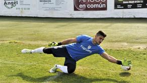 El Vélez CF confirma el fichaje del portero cordobés Miguel Guerrero