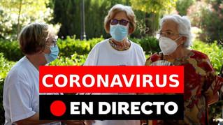 Última hora: Ascienden a 50 los contagios en la residencia Seniors de Vélez-Málaga