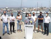 Arranca el servicio de limpieza de aguas con diez barcos que recorrerán el litoral axárquico