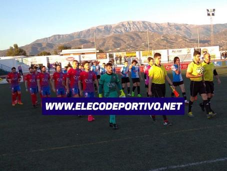 El Torre del Mar recupera la sonrisa goleando al Algarrobo (4-0)