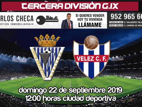 El Vélez buscará romper la mala dinámica en su visita a Maracena (Dom.12:00)