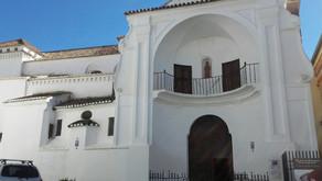 Libertad vigilada por arrojar un artefacto explosivo contra una Virgen en Vélez-Málaga