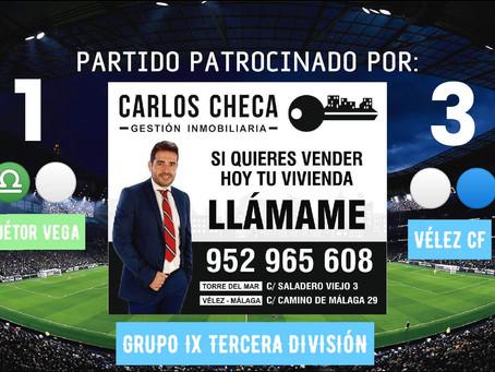 El Vélez cumple a domicilio ante el colista en Huétor Vega (1-3)