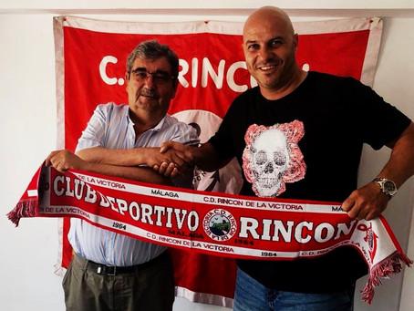 FrancisBravo repetirá en el banquillo del CD Rincón