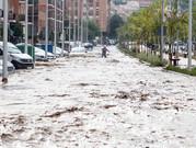 Málaga prevé lluvias más torrenciales, pero menos frecuentes, en los próximos años