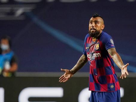 Conmoción en Chile tras el descarte de Arturo Vidal para el Barcelona de Koeman