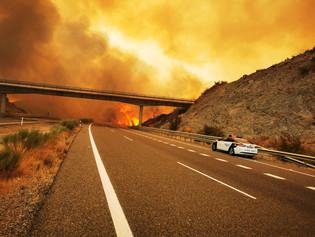 Urgente: Un bombero forestal fallecido en el incendio de Sierra Bermeja