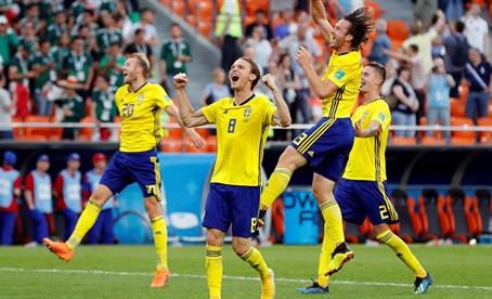 Suecia sigue hundiendo ilusiones (0-3)