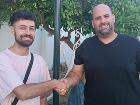 Álvaro Fernández, nuevo fichaje para el AD Almayate de baloncesto
