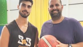 La AD Almayate de baloncesto renueva a Rubén Pardo