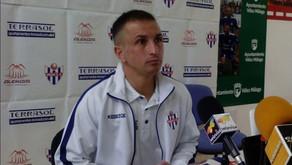 Fin de una era: El Vélez CF no llega a un acuerdo con Damián y le da la baja
