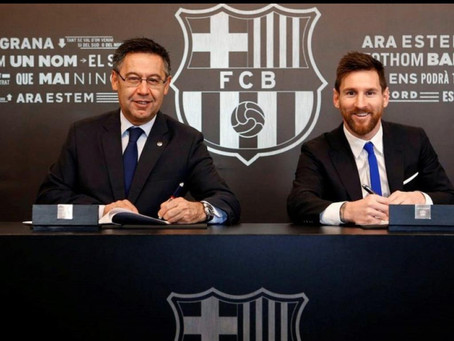 Terremoto en 'can Barça': Messi quiere irse y ya prepara su salida