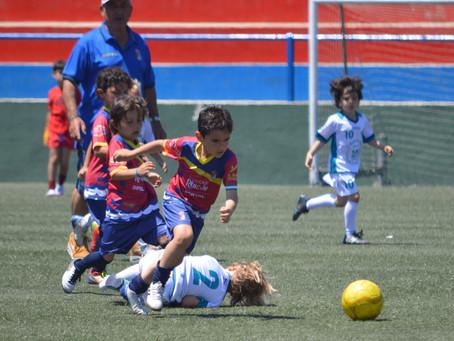 La UD Torre del Mar renueva el acuerdo de filialidad con la AD Fútbol Base Torreño