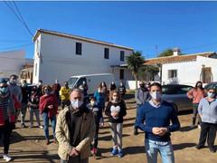 El PSOE de Vélez-Málaga denuncia que el concejal José Pino se saltó el toque de queda