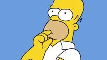 Mentes que ponen de buen humor: Homer Simpson