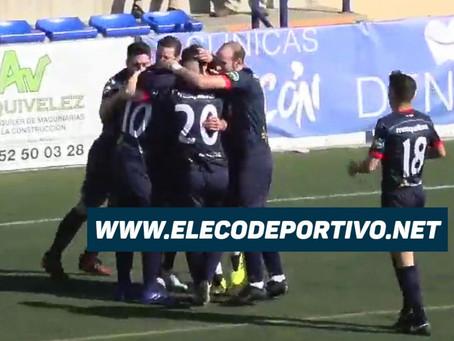 El Torredonjimeno, otro más que conquista el Vivar Téllez (0-3)